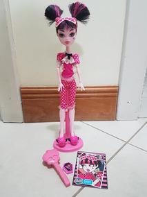 a69d91475 Boneca Monster High Draculaura Cl Ssica Mattel Ri Happy - Bonecas ...