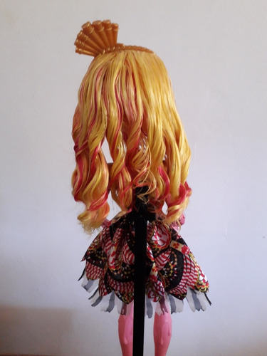boneca monster high gooliope jellington freak du chic