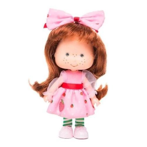 boneca moranguinho clássica -  80 anos estrela