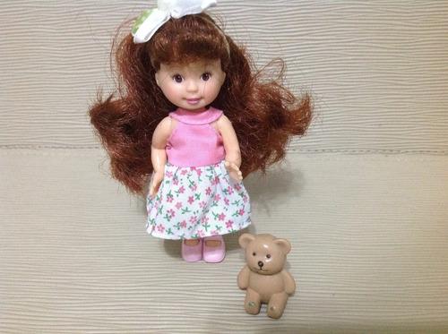 boneca para brincar com a barbie tipo kelly