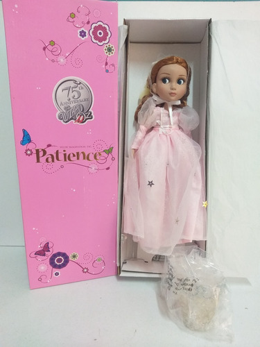 boneca patience glinda by wilde imagination wizard of oz