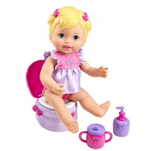 boneca peniquinho little mommy mattel