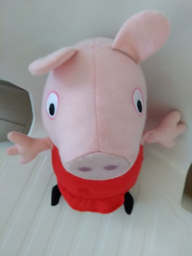 boneca peppa pig.