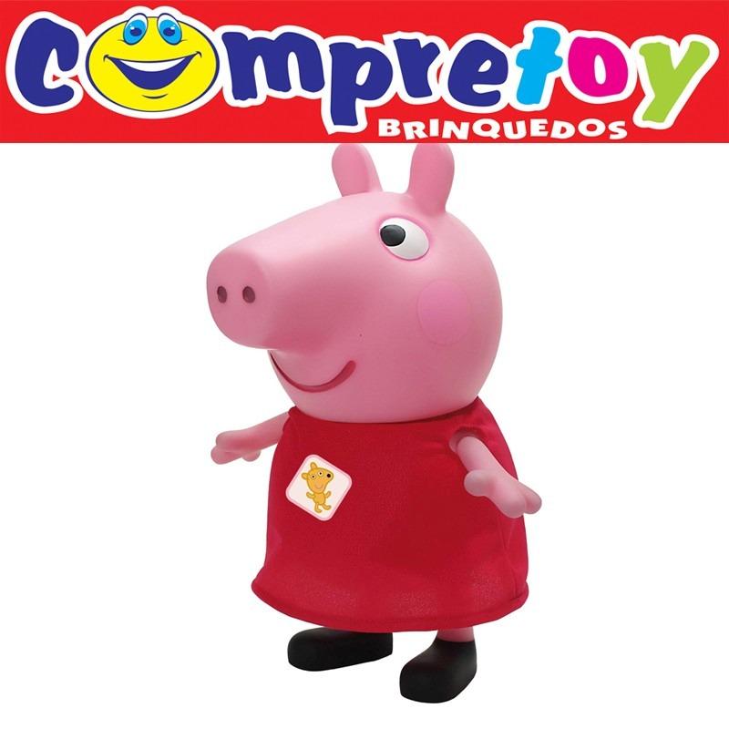 Kit Familia Peppa Pig + Amigos 9 Bonecos** Pronta Entrega** - R$ 279,99 em Mercado  Livre
