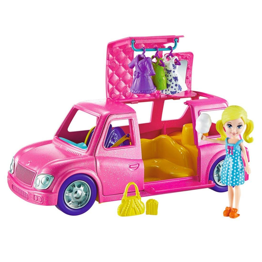 Polly Pocket Limousine