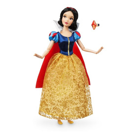 Boneca Princesa Branca De Neve - 30 Cm - Disney Store