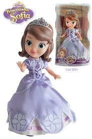 boneca princesa sofia doce encanto multibrink 6001 original