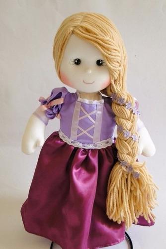 boneca rapunzel princesa disney