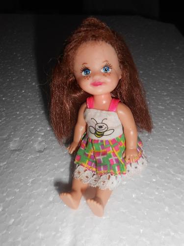 boneca rara da melissinha melissa grendene