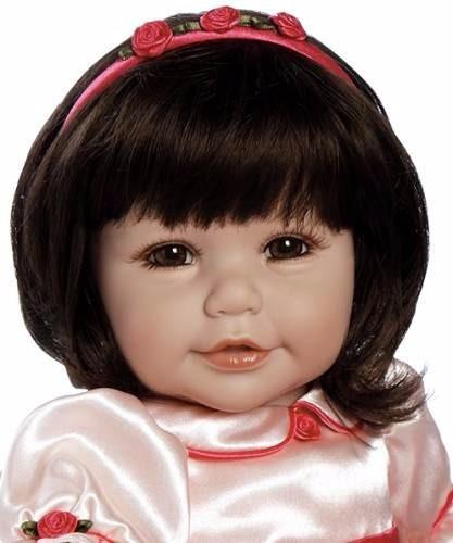 boneca realista adora doll bebe reborn party perfect