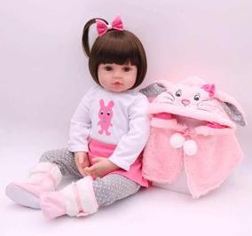 Boneco Modelo Bebe Mais De 6 Anos Bonecas 3 A 5 Anos Em