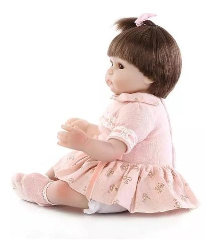 boneca realista bebê reborn presente dia das crianças