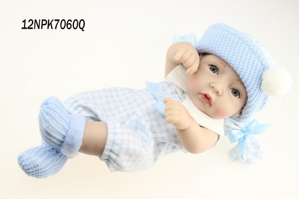 1a2069a1c boneca realista pequena reborn 28cm gemeos promoção. Carregando zoom.