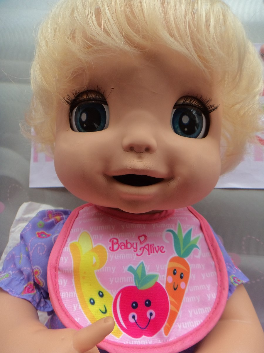 Boneca Reborn Baby Alive Linda Surpresa Interativa Q Fala