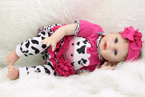 boneca reborn barata rosa linda perfeita por 426,00 reais