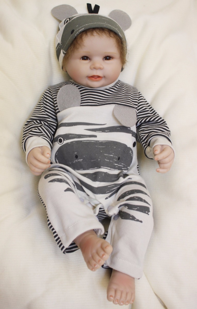 36711f43f25f boneca reborn bebe menino 2018 pode dar banho 2 leia anuncio. Carregando  zoom.