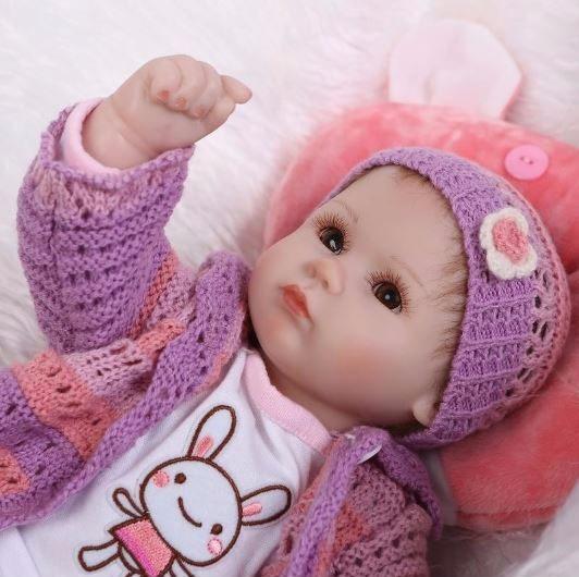d9fece87c Boneca Reborn Bebe Reborn Larissa Realista Linda Menor Preço - R ...