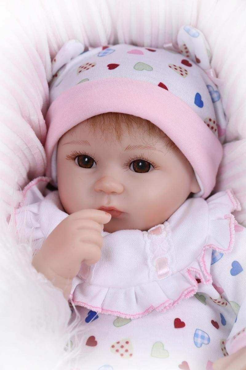 boneca reborn bebe reborn realista menina frete gr tis r 439 99 em mercado livre. Black Bedroom Furniture Sets. Home Design Ideas