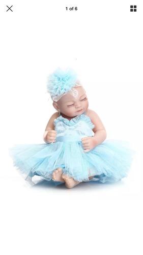 boneca reborn de silicone original direto dos estados unidos