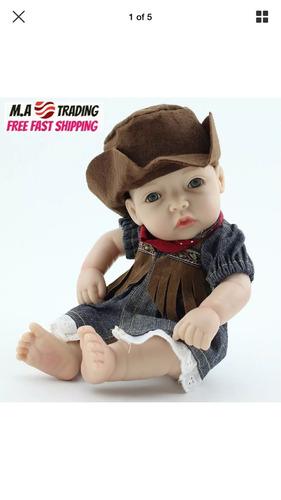 boneca reborn dos