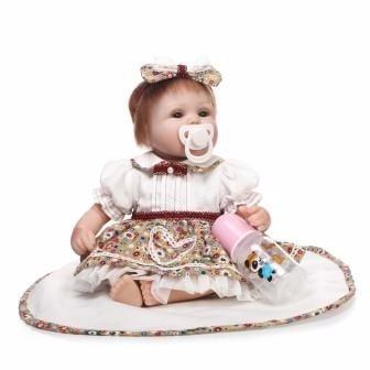 boneca reborn em promoção 369,00 reais lindíssima 42cm cp1