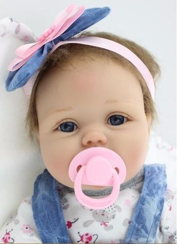 boneca reborn em promoção por 494,90 reais belíssima! linda!