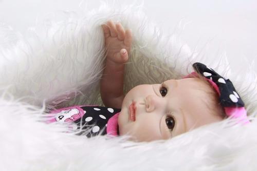 boneca reborn linda em promoção por 599,00 reais belíssima!