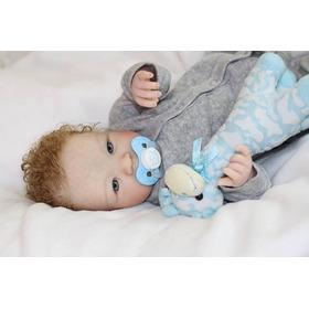 Boneca Reborn Lucas