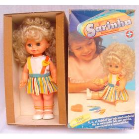 Boneca Sarinha - Leia Todo O Anúncio