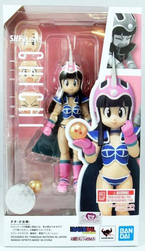 boneca sh figuarts chi chi kid chichi dragon ball