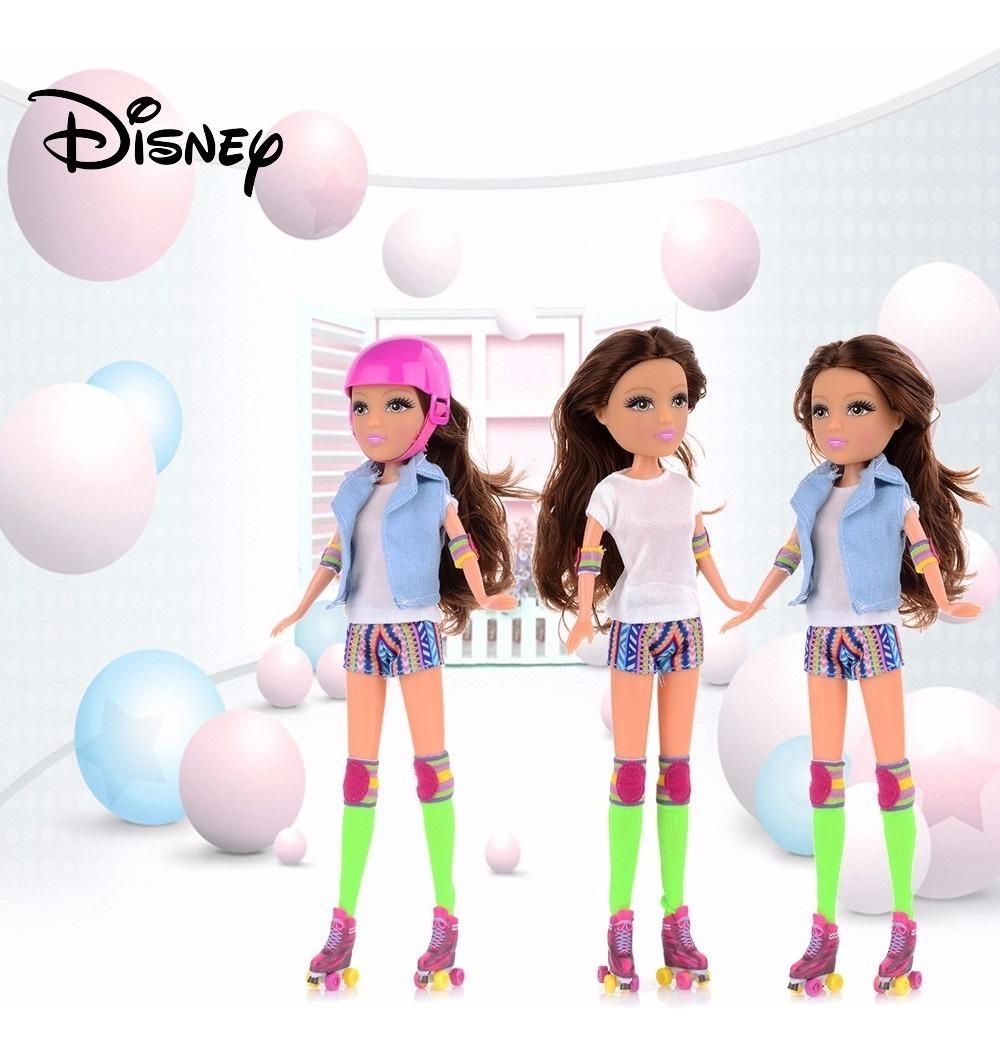 Boneca Soy Luna Desenhos Animados Da Disney Brinquedo Rosa R 91