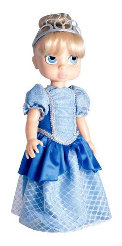 boneca stephany girl princesa desenho cinderela grande