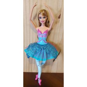 e8c41de425 Boneca Barbie Sapatilhas Magicas Bonecas E Acessorios - Brinquedos e ...
