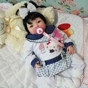 ad977e659 Bebe.reborn Ana Beatriz - Bonecas Reborn no Mercado Livre Brasil