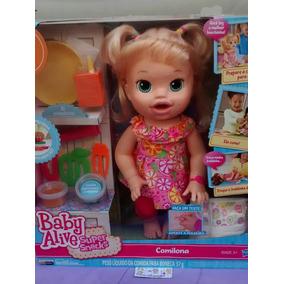 67c2fefa4b Suquinho Da Baby Alive Comilona no Mercado Livre Brasil