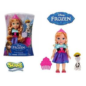 e1e42fb9fc Bonecas Frozen Sunny - Brinquedos e Hobbies no Mercado Livre Brasil