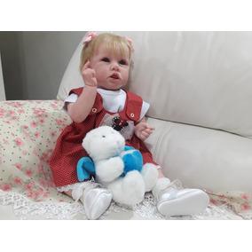 20a1ac0fd Bebes Reborn Molde Saskia Baratos - Bonecas no Mercado Livre Brasil