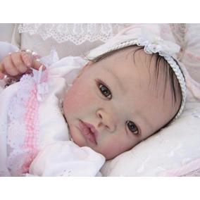 b495aea6d7 Bebe Reborn Mercia Babies Bonecas Acessorios - Bonecas no Mercado ...