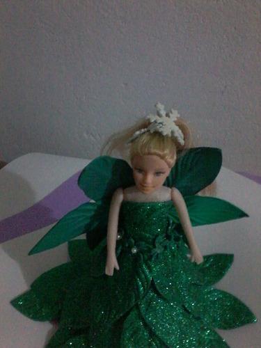 bonecas artezanais feita em eva