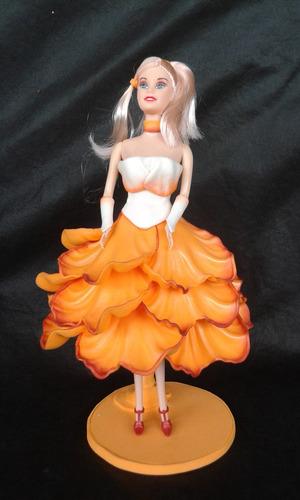 bonecas com vestidos de eva