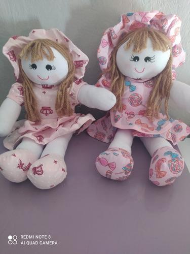 bonecas de pano