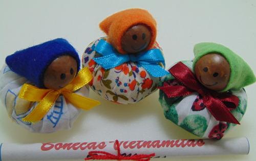 bonecas vietnamitas