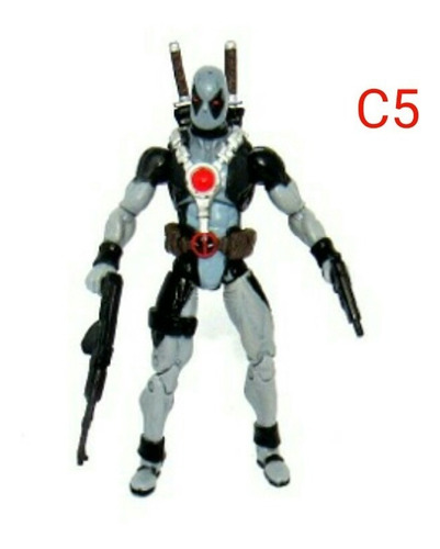 boneco action figure  deadpool marvel universe x factor 10cm