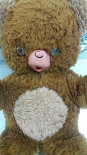 boneco antigo urso peposo