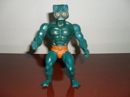 boneco aquático coleção he man motu mattel anos 80