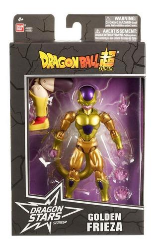 boneco artic dragon ball super colec 35855p/golden frieza
