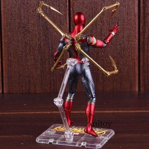 boneco articulado homem aranha de volta ao lar marvel spider