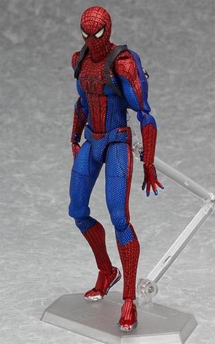 boneco articulado homem aranha longe de casa de volta ao lar