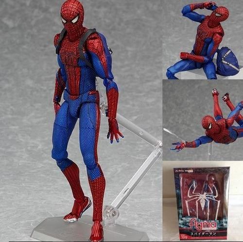 boneco articulado homem aranha volta ao lar longe de casa