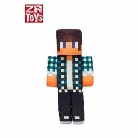 boneco authentic games - zr toys